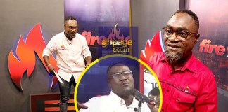 Video: Countryman Songo sings on first show on his comeback[Watch]