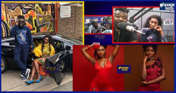 Wendy Shay Opens up on how she met Bullet, her manager