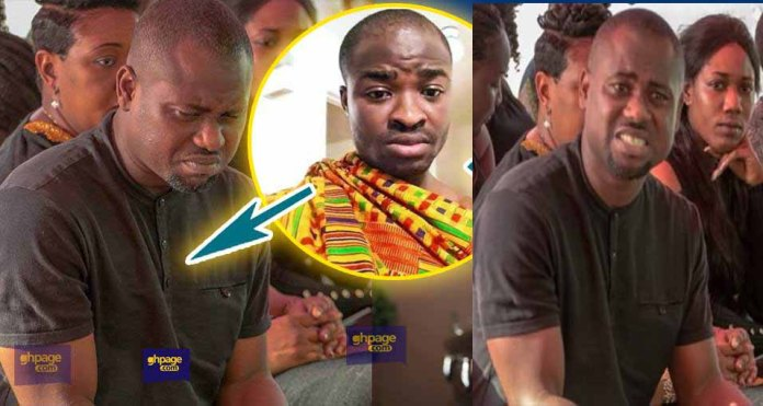 Video:Abeiku Santana replies Evangelist Addai over his claims of involvement in 'occultism and satanism'
