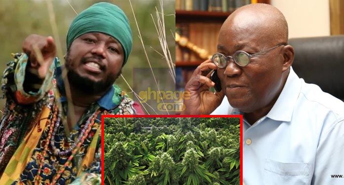Blakk Rasta advices government to set up marijuana factories under one district one factory policy