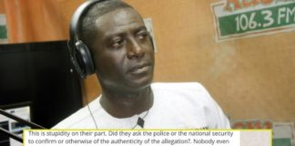 """Captain Smart calls his bosses """"Fools"""" after they released a statement confirming his arrest"""