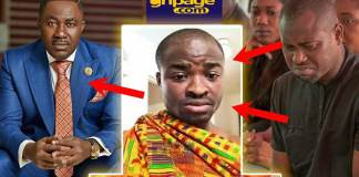 """""""Evangelist Addai is a fraud"""" - Abeiku Santana reacts to Occult allegations against his boss, Dr. Osei Kwame Despite"""