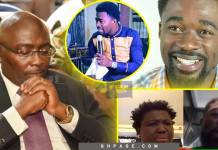 Video: If it wasn't my prophecy, Dr. Bawumia would have been a dead man - Eagle Prophet