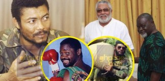 Video: JJ Rawlings explains why he stopped Azuma Nelson from joining the army