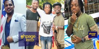 Sunsum Ahuofe reveals how Van Vicker disrespected him when he met him in Accra