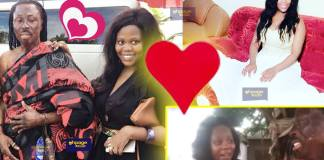 "Nana Kwaku Bonsam has a new ""girlfriend"" and she is from Botswana"
