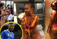 21 hot photos of the Instagram model involved in a scandal with Kwadwo Asmoah