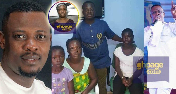 Prophet Nigel to sponsor the education of children of the woman beaten by police officer to university