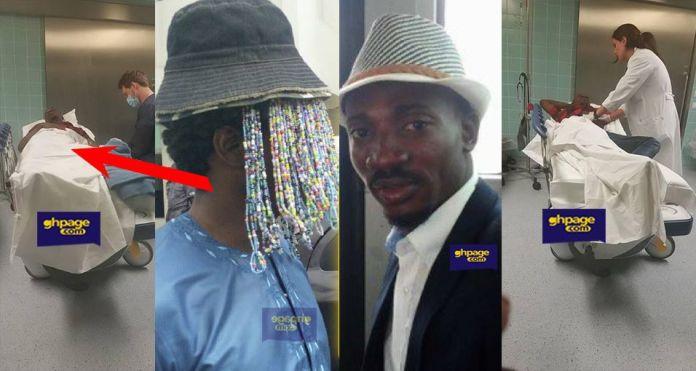 Anas look alike, Oboy Salinko poisoned in Germany