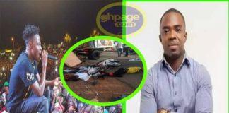 Accident kill Fancy Gadam's career - Sammy Flex