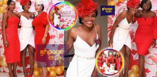 Photos from Becca's Bridal Shower finally released online - Beautiful