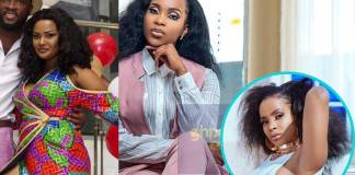 "Benedicta Gafah has subtly reacted to ""Pregnant for Mcbrown's husband rumors"""