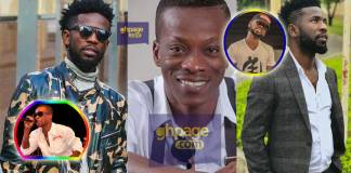 Is Bisa Kdei your friend? - Listen to K.K Fosu's funny reply