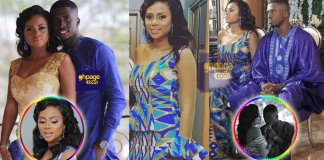 All the photos from GHONE Presenter, Chantelle Asante's Traditional Wedding