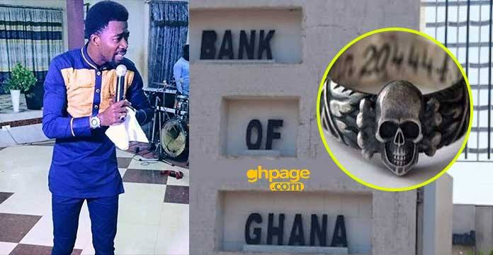 Some Banks in Ghana are occult - Eagle Prophet Reveals