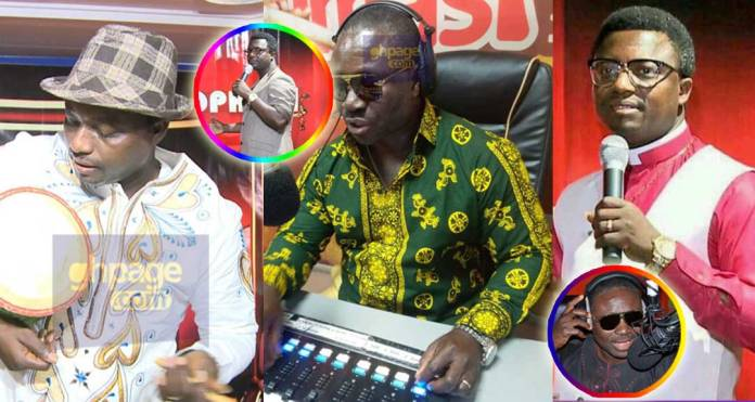Otwinoko descends on Prophet One - Insults and exposes him as a fake prophet