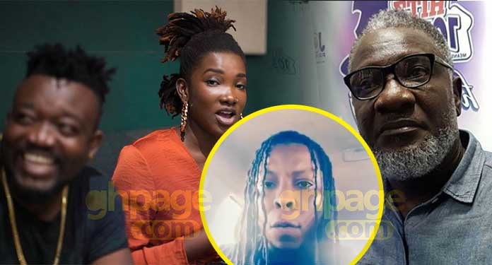 Video: Edem angrily blasts Ebony's dad over claims that artists who performed at her tribute concert were paid