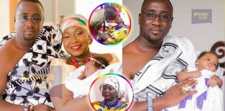 Gifty Anti vows to divorce her husband if marries another woman
