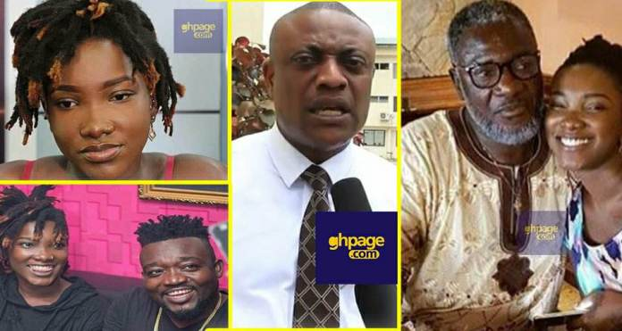 Lawyer Maurice Ampaw shares his take on Bullet and Ebony's father issue