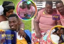 "Actor Mmebusem explains his ""marriage"" to Abena Boatemaa"