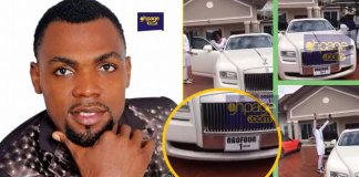 Obofour releases his Rolls Royce Phantom after dashing the Ghost to his wife