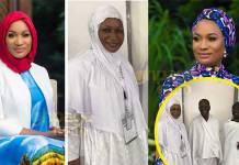 Photo of Samira Bawumia without makeup pops up on social media