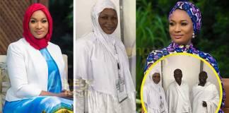 Photo of Samira Bawumia without makeup pops up on social media