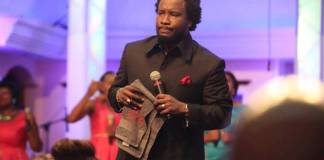 My church is growing faster than I imagined - Sonnie Badu