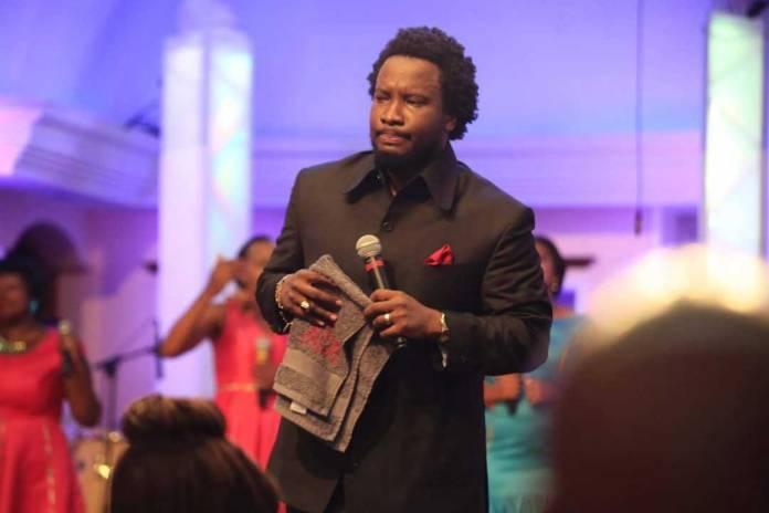 My church is growing faster than I imagined - Sonnie Badu