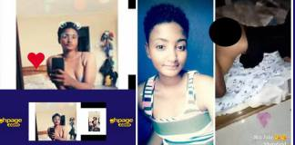 Photos of Aisha, the girl whose Atopa video with 3 boys has been leaked