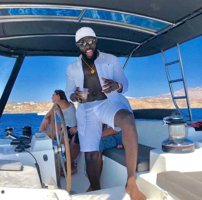 Kofi Asamoah 5 - Wild reactions as throwback photo of Kofi Asamoah aka Kofas pops up