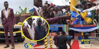 Video: Nkansah Lilwin launches his new school in Kumasi - Kumawood stars were there to support
