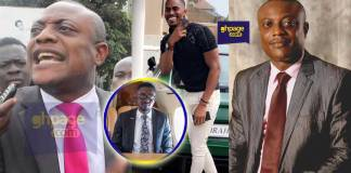 """""""Nobody cares whether you live or die"""" - Maurice Ampaw tells Ibrah One"""
