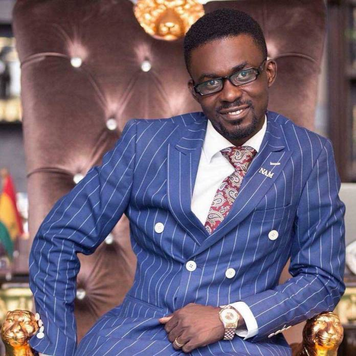 Nana Appiah Mensah aka NAM1