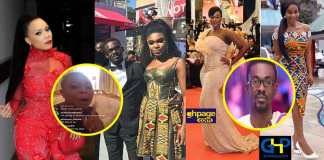 Nana Appiah Mensah paid a lady $30,000 just to sleep with her - Afia Schwarzenegger