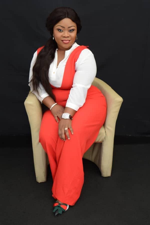 Photos of Rev Obofour's wife Queen Obofowaa Ciara Antwi