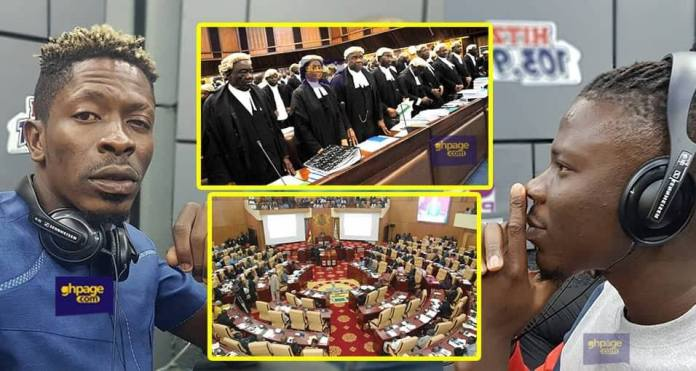 Shatta Wale and Stonebwoy reported to the council of State