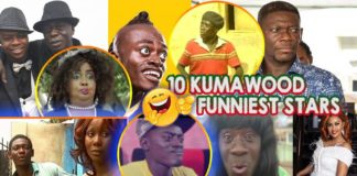 Funniest Kumawood actors of all time according to Ghpage readers