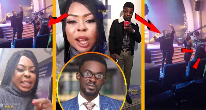 'I'm untouchable'-Afia Schwar reacts to NAM1 boys' nearly beating her in UK