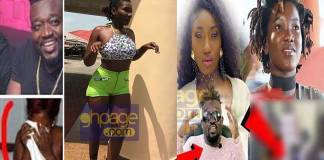 I caught you in bed with late Ebony, now Wendy Shay-Bullet's girlfriend
