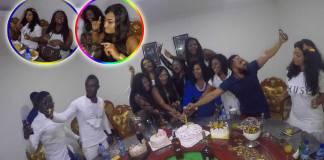 Kumawood stars storm Ellen White's birthday party
