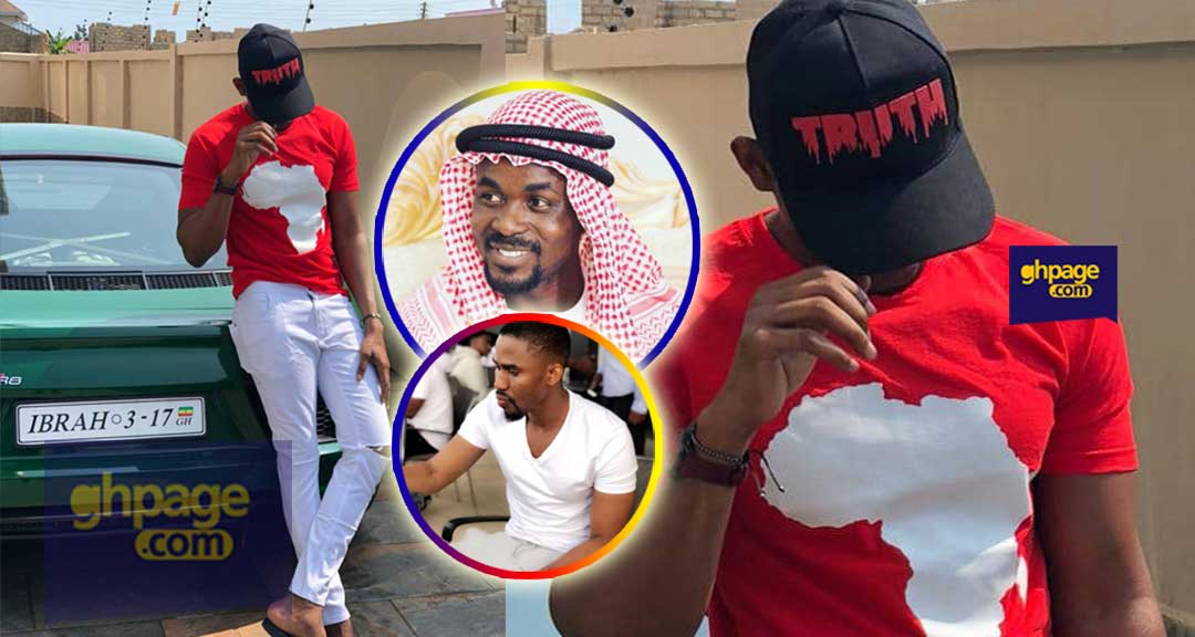 Ibrah One NAM1 - NAM 1 is in Ghana now but the Government can't arrest him – Ibrah Wan