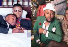 Give me a chance like Tiwa Savage gave Wizkid - Kalybos begs Ahuofe