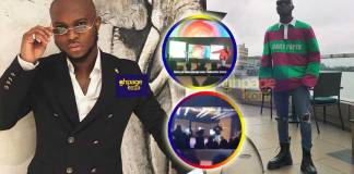 King Promise delivers amazing performance at Ghana music awards UK