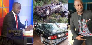 Popular Radio presenter involved in a near death accident