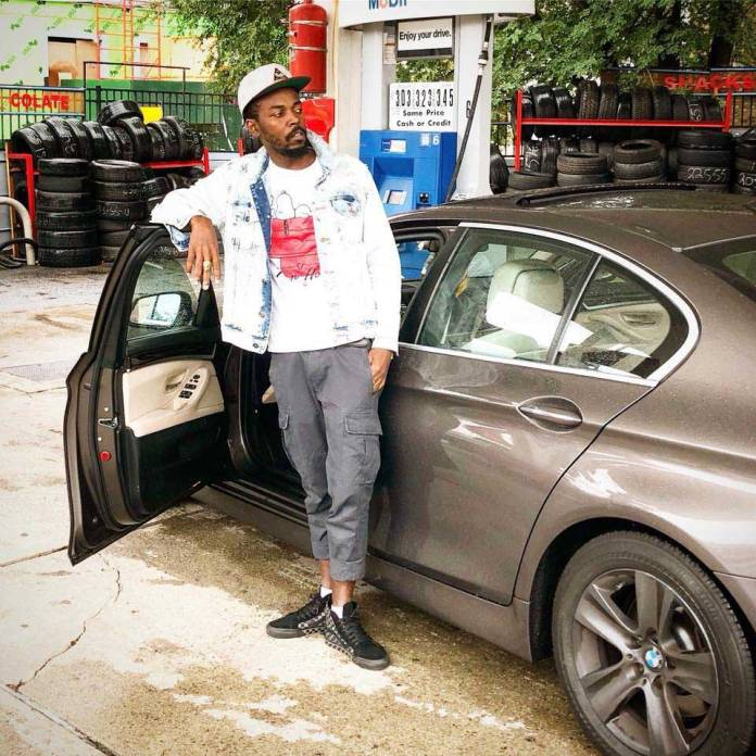 Kwaw Kese BMW - Social media users troll Kwaw Kese over his photo caption