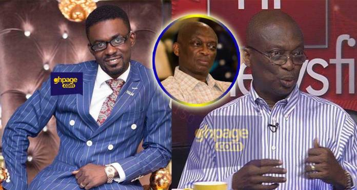 Menzgold has a bad case;BoG and SEC must counterclaim-Kweku Baako