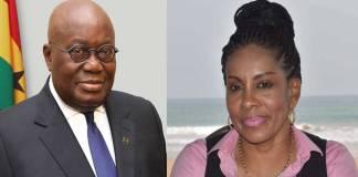 """""""I'm Akuffo Addo's darling"""" - La Palm Hotel Boss Abena Pokua tells staff"""