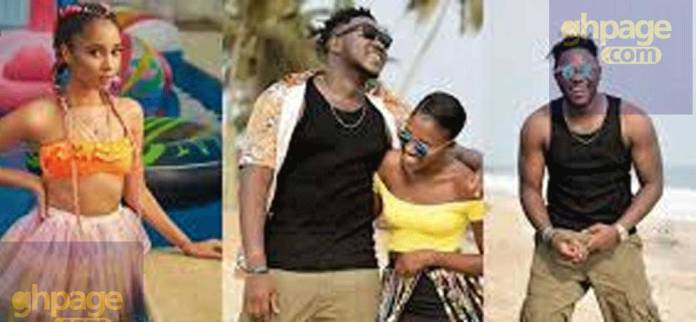 Medikal buys car for Fella Makafui after allegedly sleeping with her
