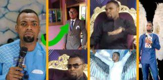 Angel Obinim is fake and childish - Rev Obofour blasts him